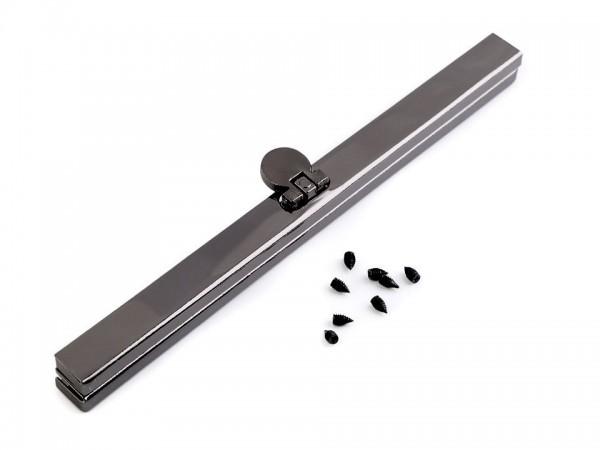 Taschenrahmen - 15 cm -schwarz