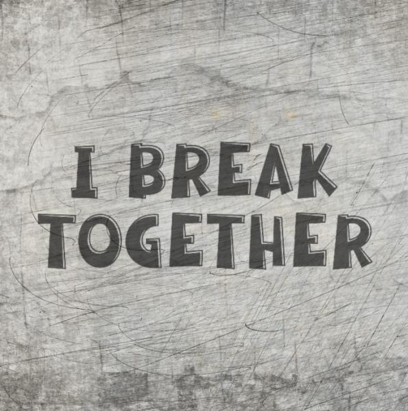 """Break Together"" - Plotterdatei - B.Style"
