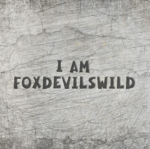 """""""Foxdevilswild"""" - Plotterdatei - B.Style"""