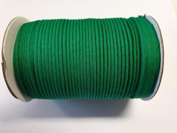 Paspelband - 100% Baumwolle - grasgrün