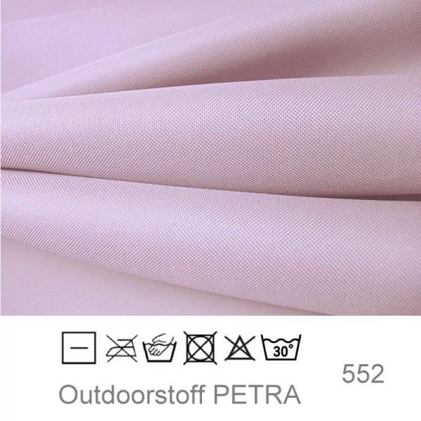 "Outdoorstoff ""Petra"" - rosa (552)"