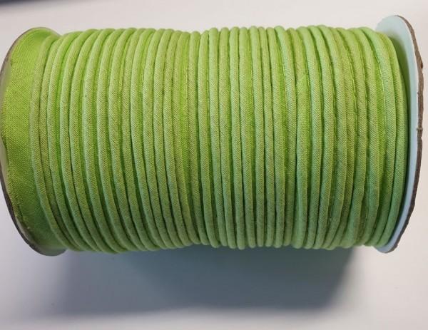 Paspelband - 100% Baumwolle - apfelgrün