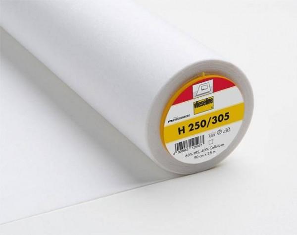 Bügeleinlage Vlieseline H250 - weiss - 90 cm breit
