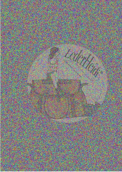 Sublimation Transferbogen bedruckt -No4